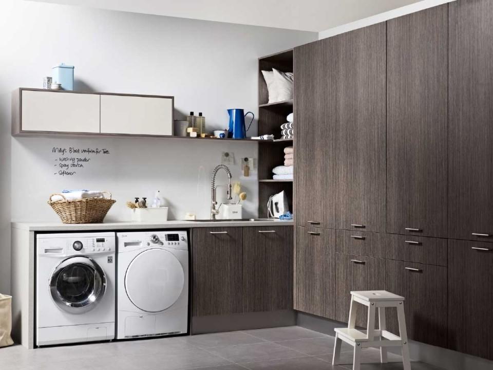Joinery Custom Laundry Cabinets Ballarat Cabinetry
