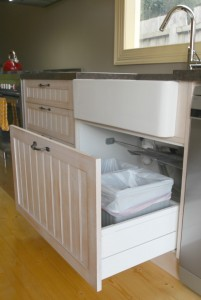 Kitchen Industrial Style Ballarat Custom Joinery