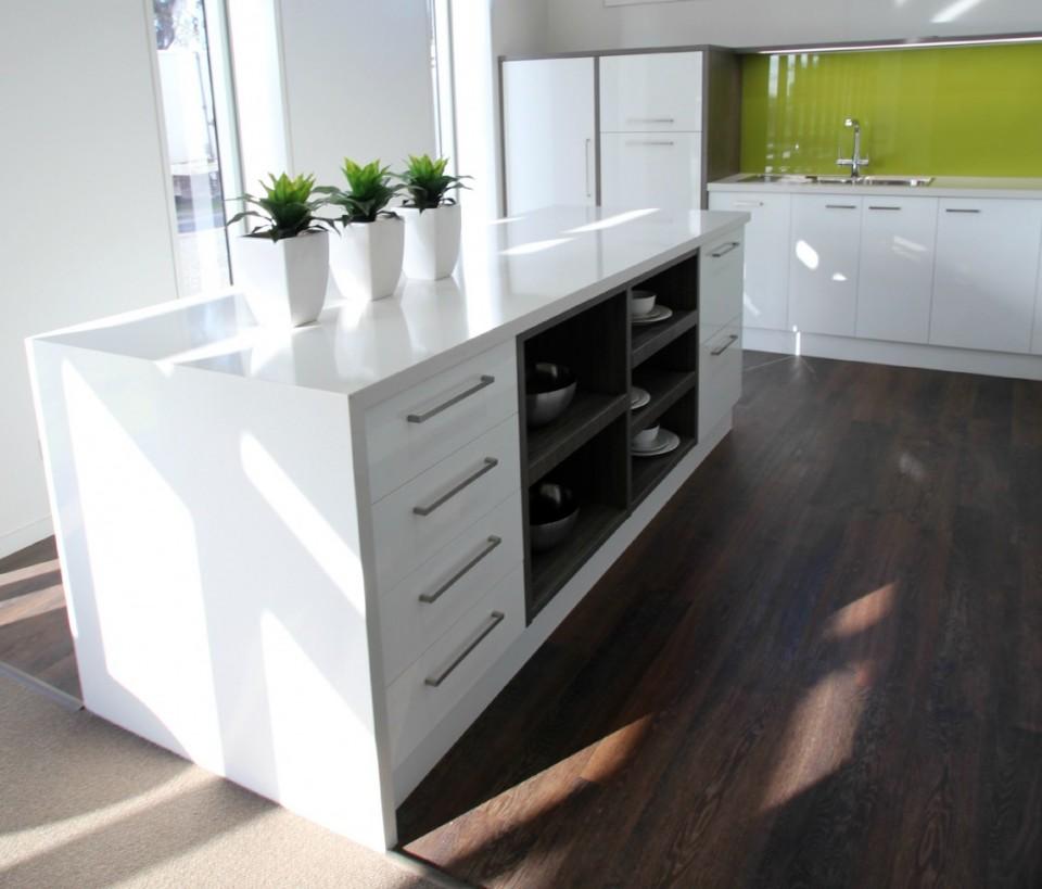 Island Kitchen Bench Designs: Ballarat Kitchens