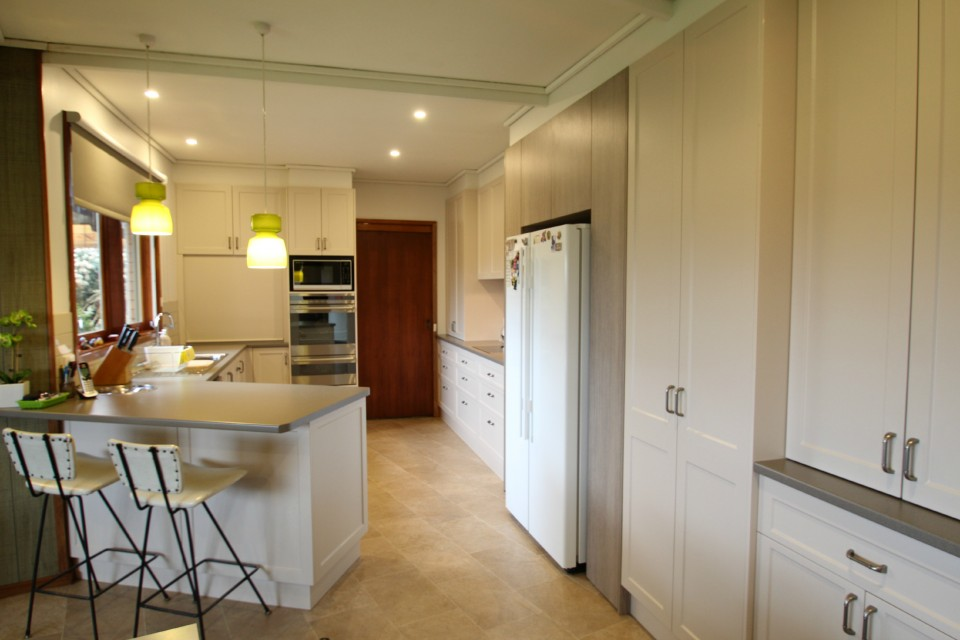 kitchen design ballarat ballarat kitchen before amp after matthews joinery 873