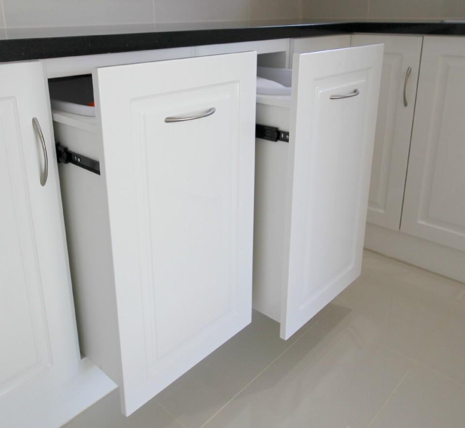 Laundry Armoire: Custom Laundry Cabinets