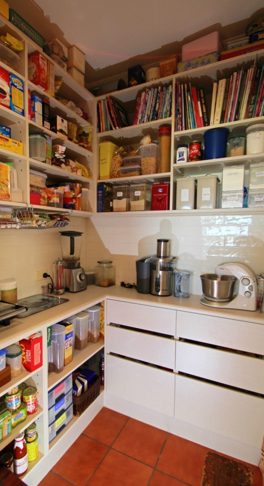 Pictures Of Kitchen Pantries