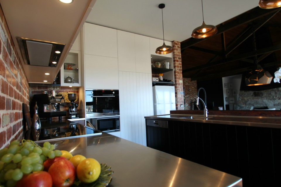 Ballarat kitchens custom cabinetry island bench design for Kitchen joinery ideas