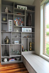 window seats, shelving , Ballarat, joinery, cabinetry